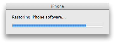 Tutorial   Jailbreak du firmware 3.1 final sur MAC OS X pour iPhone v1, 3G et iPod Touch 1G